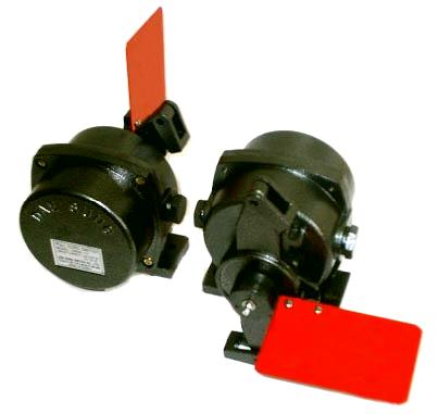 pull cord switch mechanism DBSS-10