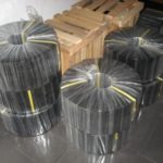 RUBBER SKIRTING CONVEYOR BELT
